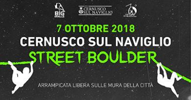 CERNUSCO STREET BOULDER 2