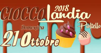 cioccolandia 2018 pioltello