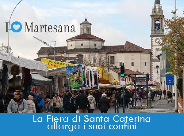 gorgonzola Fiera Santa Caterina allarga i suoi confini