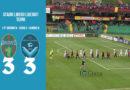 17 Ternana Giana Erminio 3-3 serie C girone B