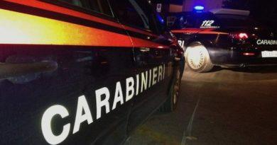 Brugherio carabinieri suicidio