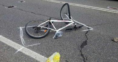 Segrate ragazzo in bici-travolto ucciso