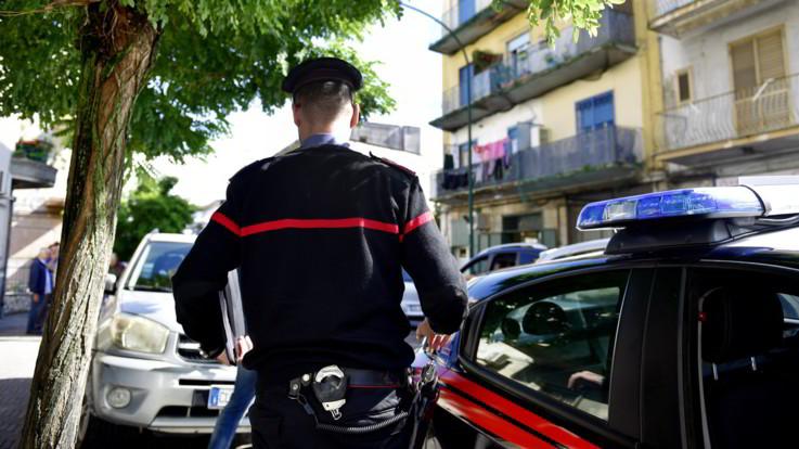 carabinieri suicidio pioltello