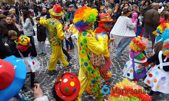 Brugherio carnevale 2019