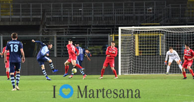 Cori AlbinoLeffe Giana Erminio 2-0