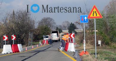 GORGONZOLA riaperto il ponte via Buozzi 1