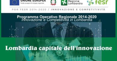 Lombardia capitale dell'innovazione italiana