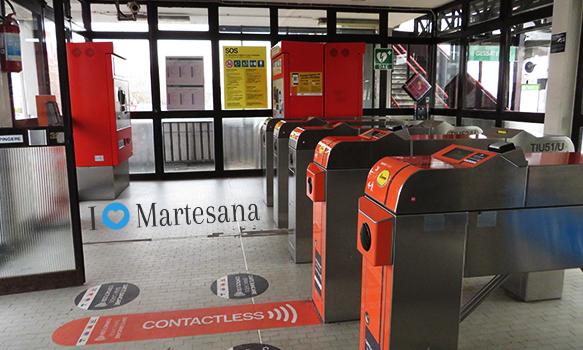 Biglietto unico ATM Milano
