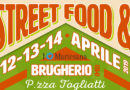 Brugherio street food
