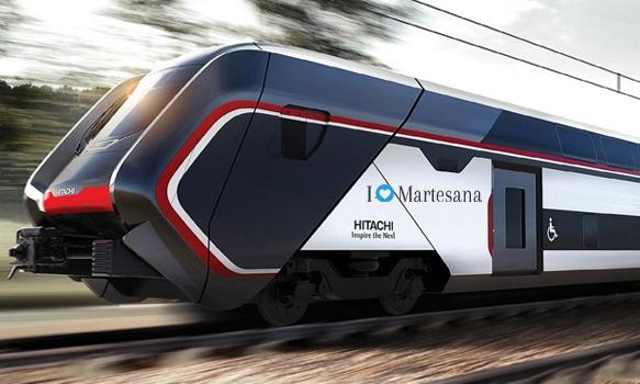 Caravaggio Treno Lombardia