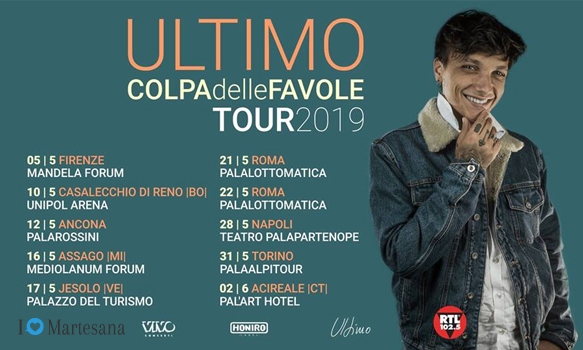 Concerti milano maggio 2019
