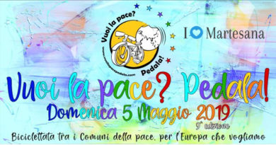 Pace in comune 2019