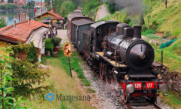 Treni storici lombardia