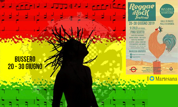 Bussero Reggae Rock Festival
