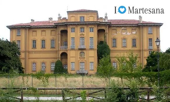 Cernusco Villa Alari Visconti