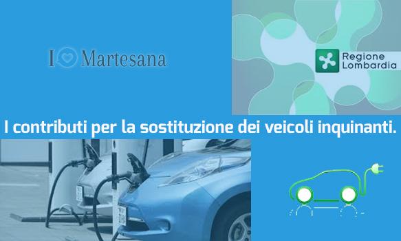 Contributi regione lombardia auto elettriche