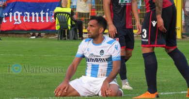 Gozzano Giana Erminio 1-1 serie c girone a