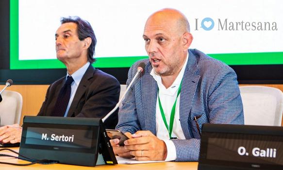 Massimo Sertori chiede più soldi per sindaci
