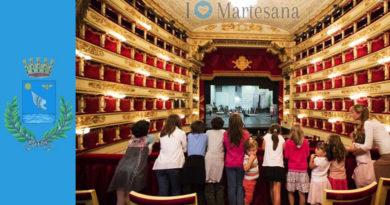 Segrate bimbi a teatro