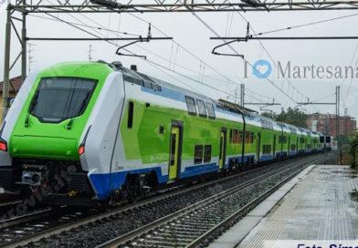Treno Caravaggio regione lombardia
