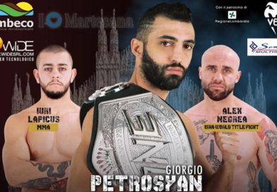 Petrosyan mania 2020