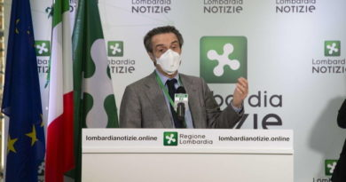 Attilio Fontana Regione Lombardia