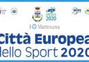 """Cernusco s/n – Premiata come """"Miglior Città Europea dello Sport 2020 in Italia"""""""