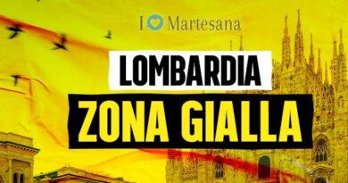 Lombardia zona gialla ecco le nuove misure