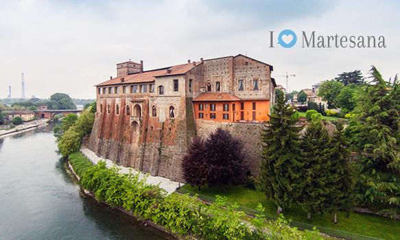 Cassano D'Adda castello visconteo