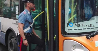 forze dell'ordine gratis sui mezzi pubblici lombardi