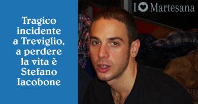 Stefano Iacobone incidente