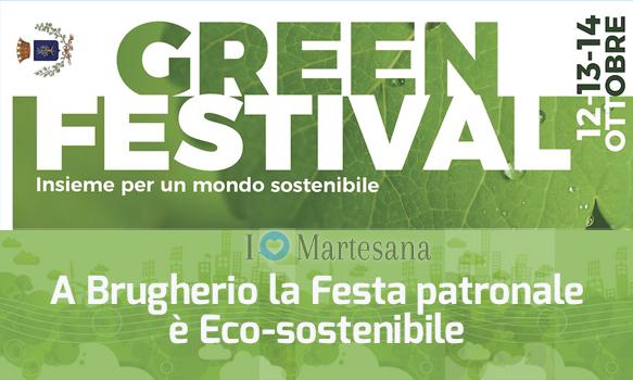 Brugherio festa padronale green