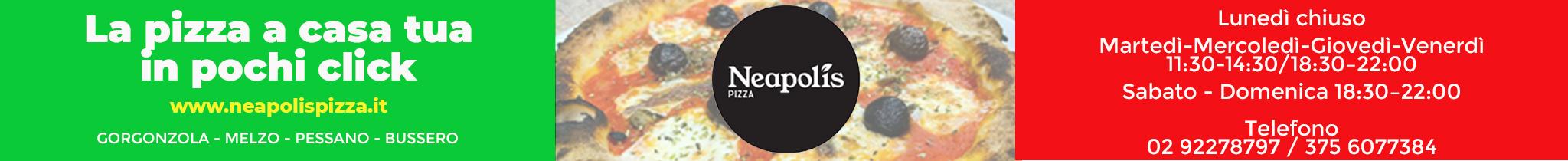 Neapolis Pizza Gorgonzola 2048x210